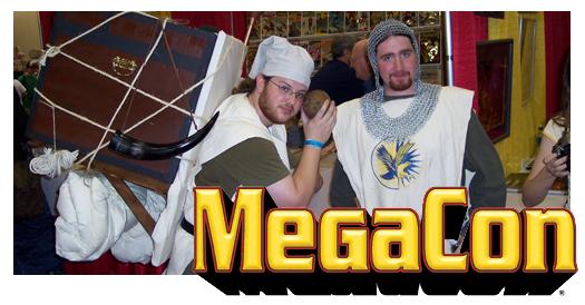 MegaCon 2005 (photo by Kelly Rowles)