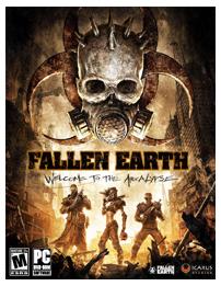 Fallen Earth Box Art