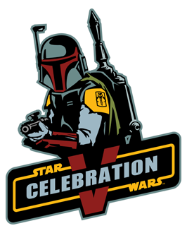 Star Wars Celebration V official logo