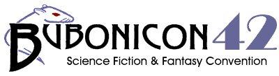 Bubonicon 42 Logo
