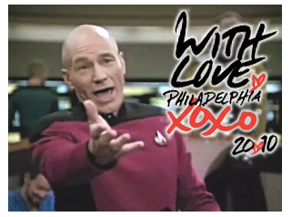 To Philly, With Love, from Patrick Stewart