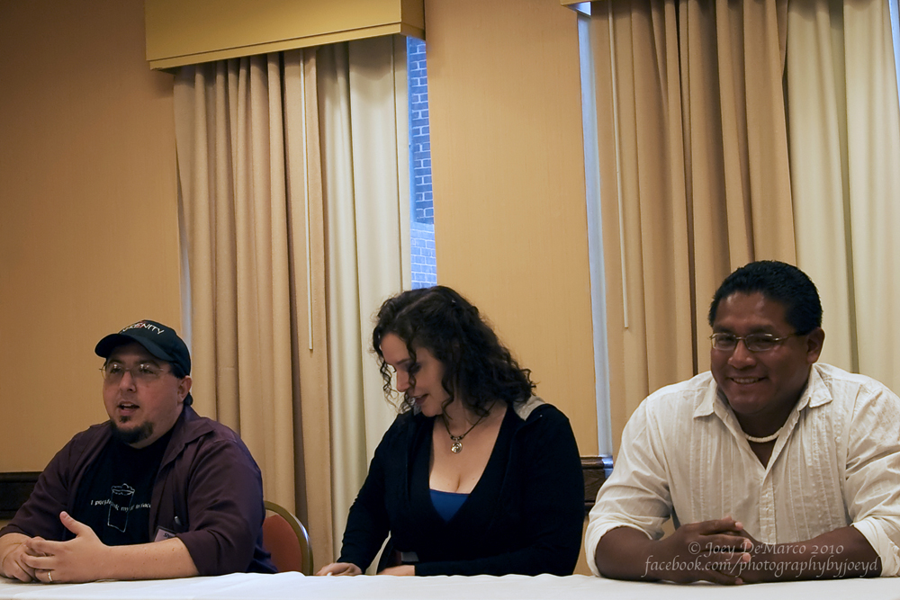 Firefly/Browncoats at Shore Leave 32, photo by Joey DeMarco (all rights reserved)