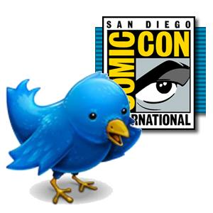 SDCC Twitter Updates