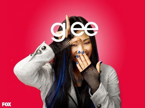 Tina from Glee