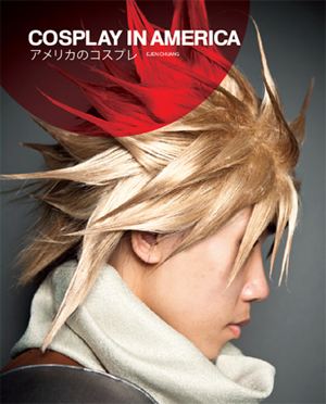 Cosplay in America book cover
