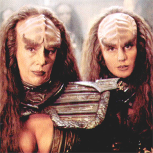 The Duras Sisters - Lursa and B'Etor