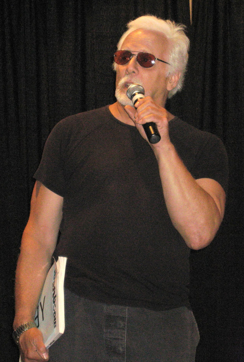J.G. Hertzler at the East Coast Star Trek Convention
