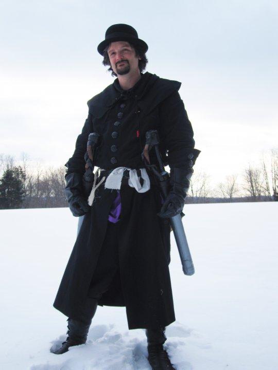 Christopher Hall, courtesy of Alexa O'Neill and mysticrealms.com