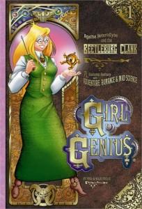 Girl Genius volume one