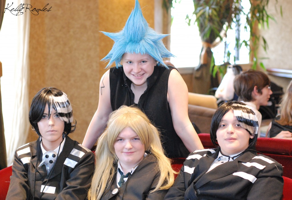 Zenkaikon 2011 (photo by Kelly Rowles)