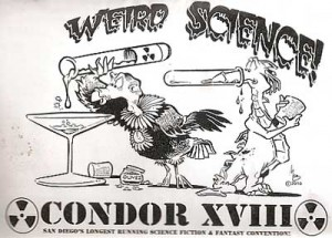 Weird Science! Condor XVIII