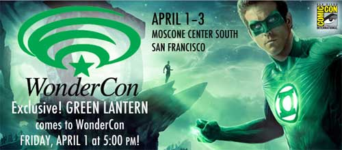 WonderCon Exclusive Green Lantern