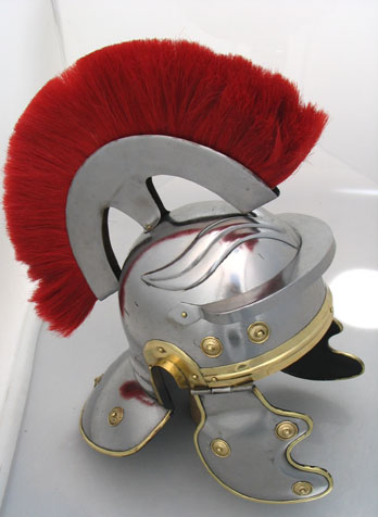 Contest: Win a Greek, Roman, or Medieval Helmet from ... How To Make Athenas Helmet