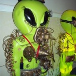 Steampunk Aliens at ConDor Con 2011