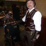 Steve Liptak Steampunk Inventor
