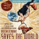 Geeklesque Saves the World