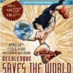 Geeklesque Saves the World