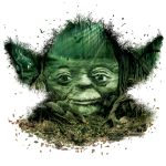 Star War Identitites Exhibit - Yoda