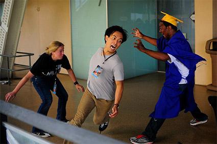 The Walking Dead Escape press photo 1